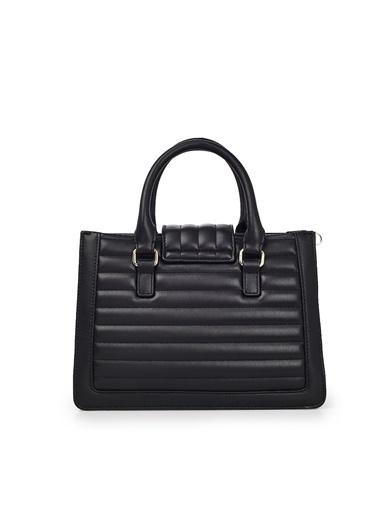 Love Moschino   Ayarlanabilir Askılı Çanta Kadın Çanta Jc4065Pp1Cla1000 Siyah